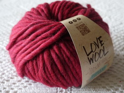 Love Wool de katia fuschia 116