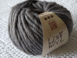 Love Wool de Katia taupe 103