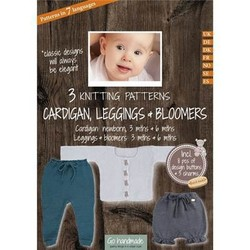 Cardigan, leggings et bloomers