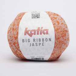 Big Ribbon Jaspé orange 206