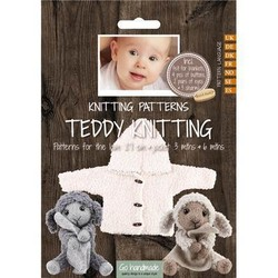 Teddy Knitting tuto veste et peluches moutons