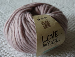 Love Wool de Katia rose thé109